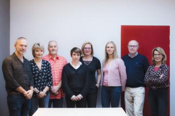 L'équipe du Centre de Pathologie Émile Gallé à Nancy
